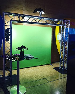 Greenscreen & Green Box Studio